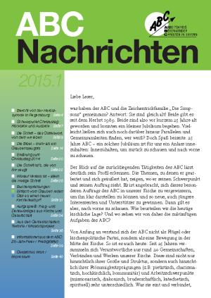 ABC-Nachrichten 2015.1